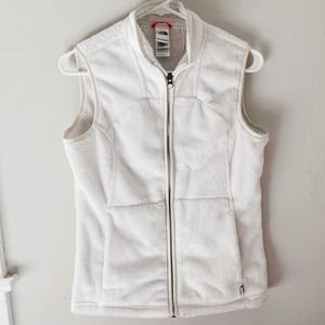 NORTH FACE TEDDY VEST M